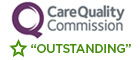 Inspected and rated by CQC Outstanding